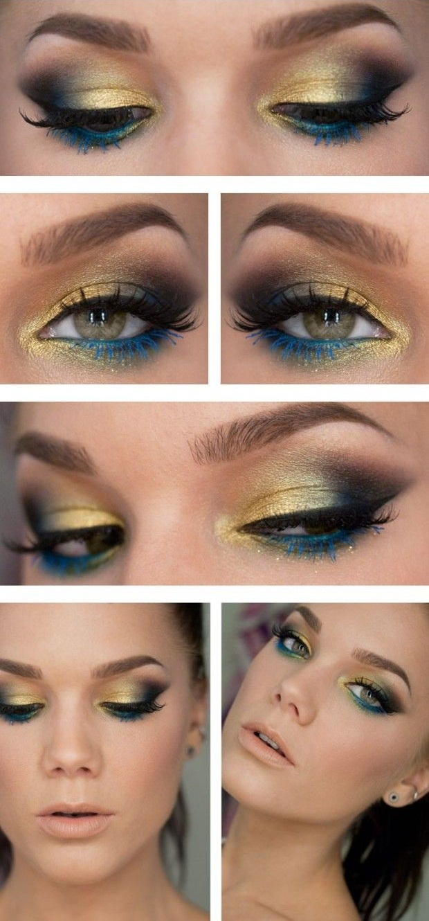 Gorgeous Eye-Makeup Tutorial