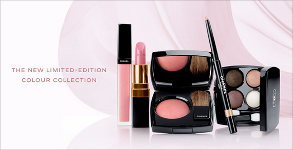 Chanel Fleur De Lotus Makeup Collection