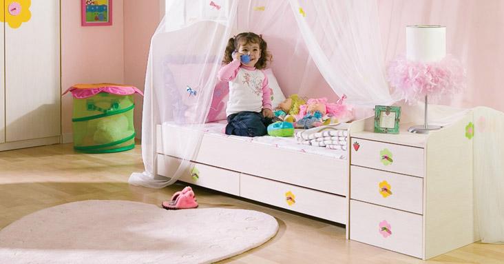 Strawberry Baby Room