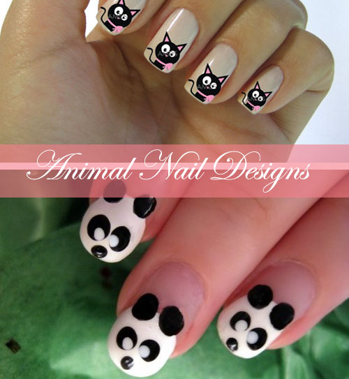 Animal Nail Designs to Try