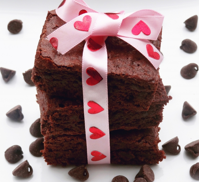 Healthy Chocolate BrowniesRecipe