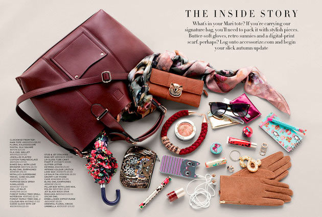 Accessorize Autumn/Winter 2013-2014 Collection