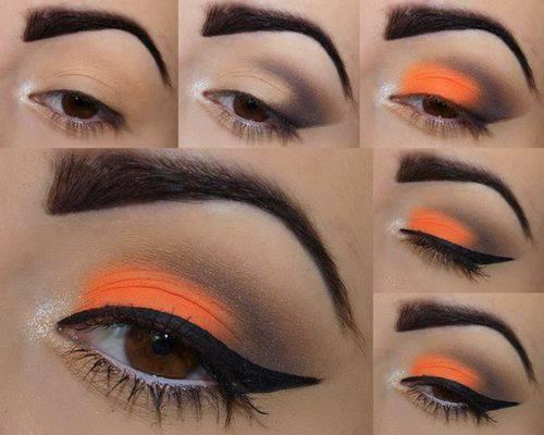 Gorgeous Orange MakeupTutorial