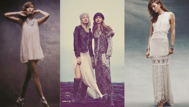 Free People Showcases Mystical Holiday 2013 Lookbook