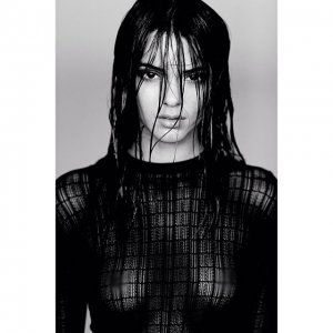 Kendal Jenner Goes Provocative as She Turns18